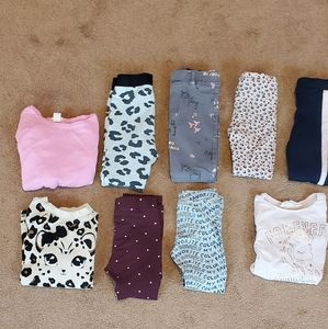 Bundle of H&M & J.Crew clothes 4 and 4-6